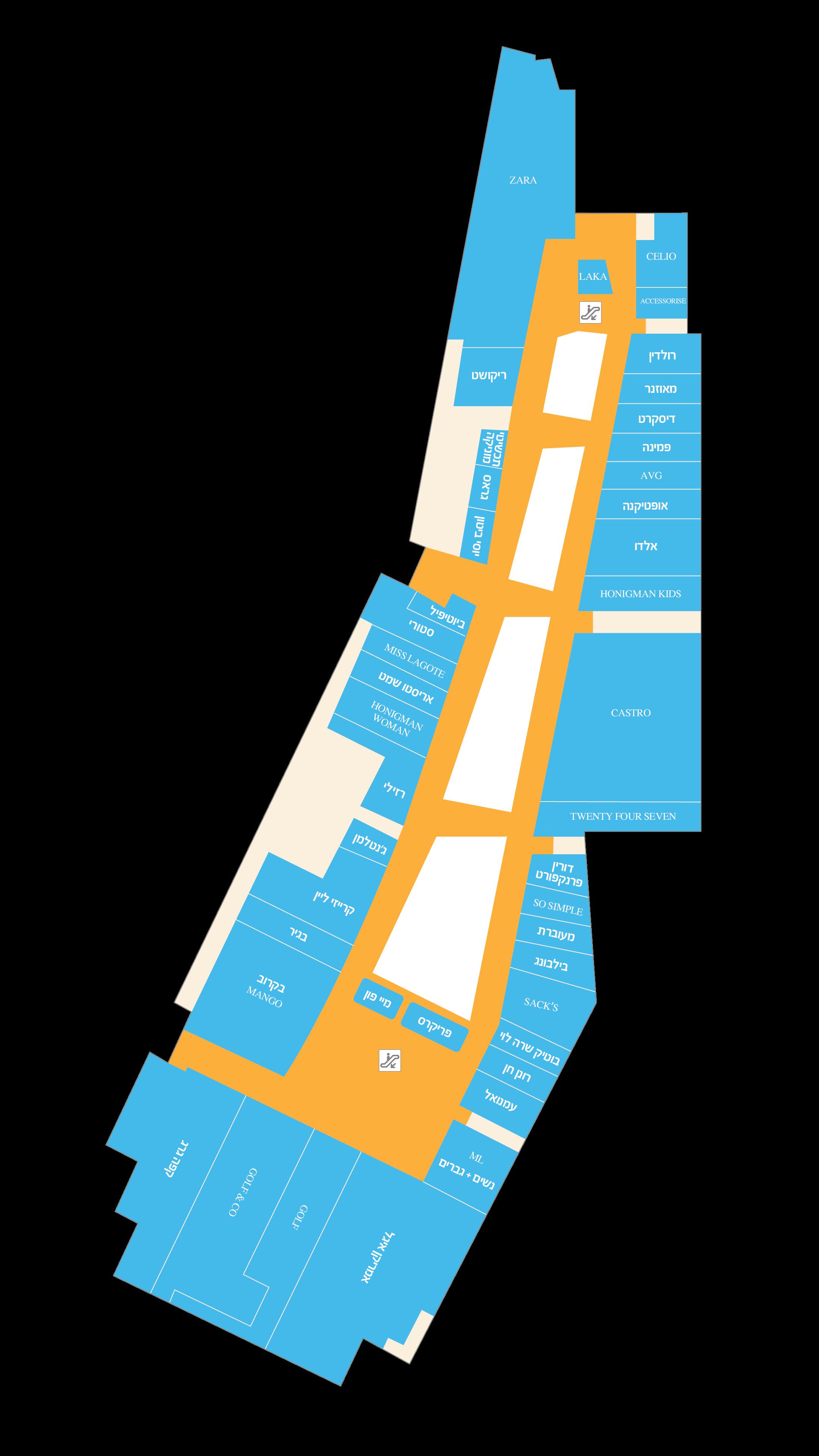 Map for Floor 2 map swordburst 2